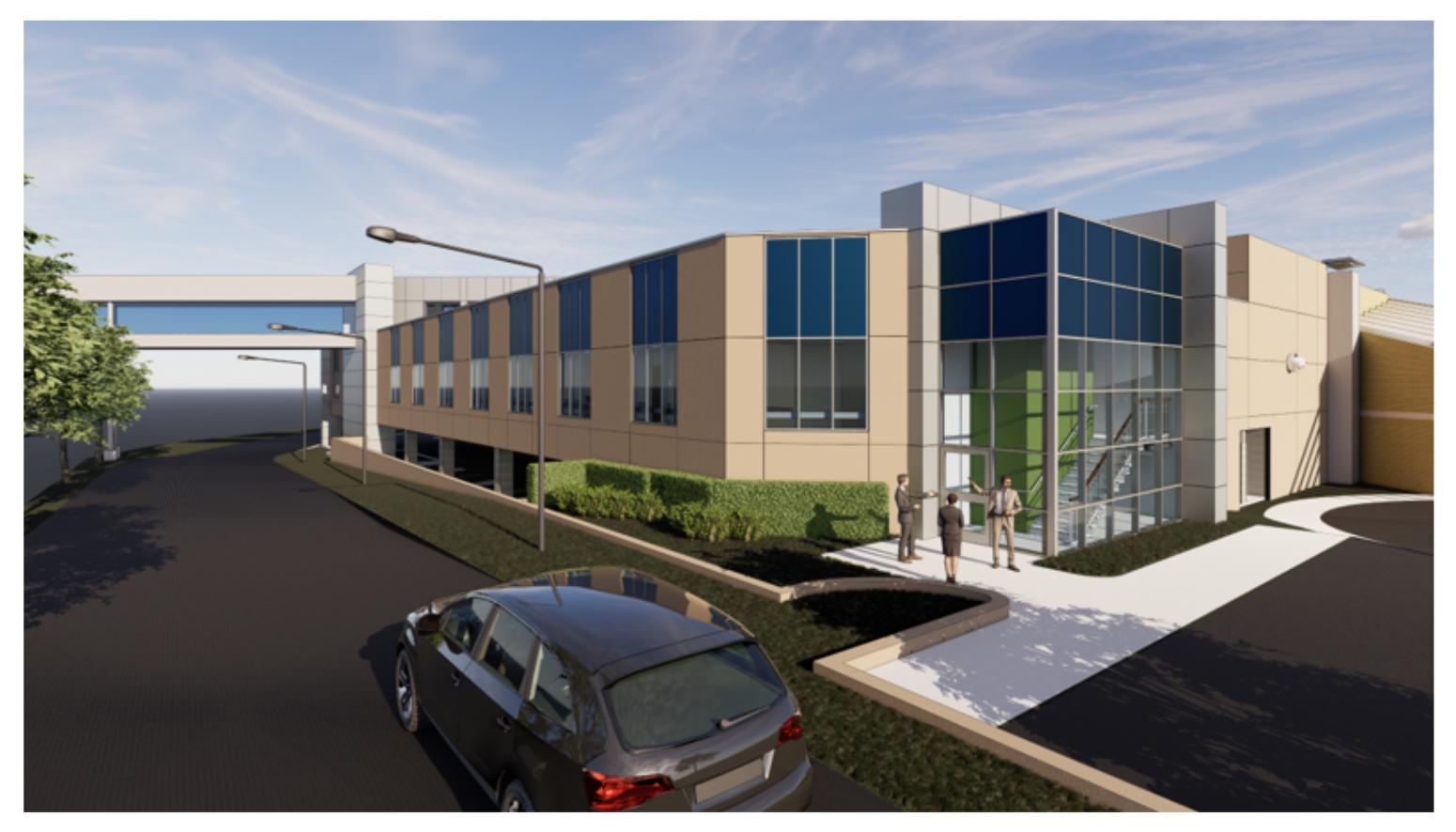 Brookwood Baptist Medical Center's new OR breaks ground Nov. 10