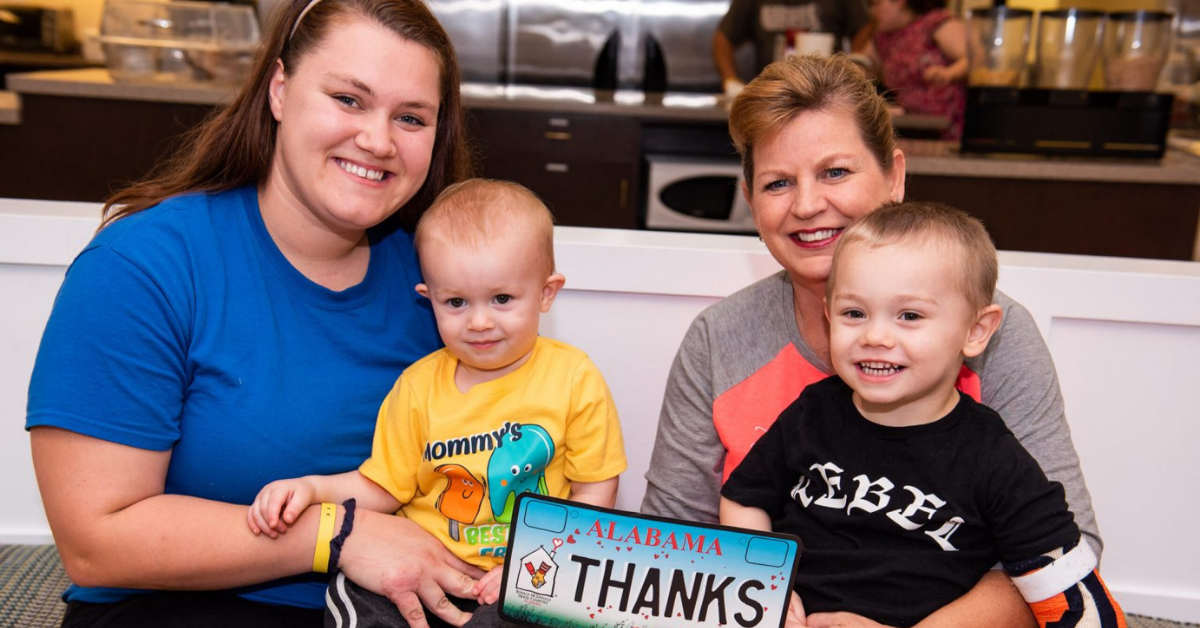 Make an impact that lasts with the Ronald McDonald House Charities of Alabama Marianne Sharbel Legacy Society