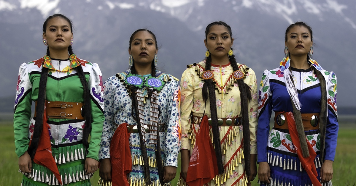 See 2 new Native American Art exhibitions starting Oct. 9. + The Jingle Dress Project Oct. 16, 11AM-1PM
