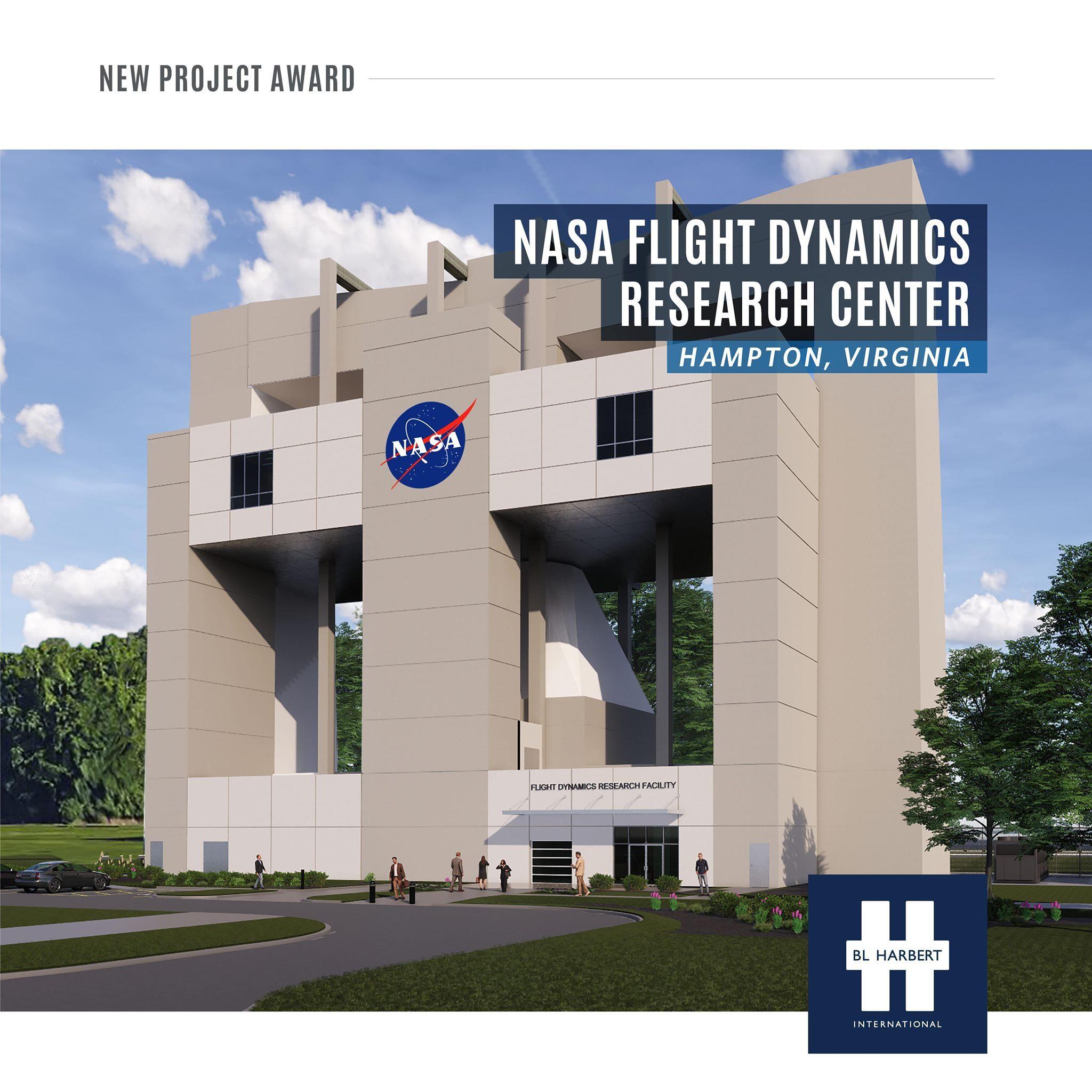 New .2M contract between B.L. Harbert and NASA takes flight